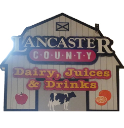 Lancaster County Dairy Logo