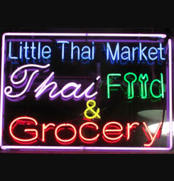 Little Thai Market Logo