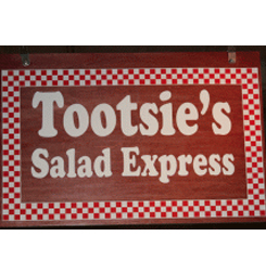 Tootsie's Hot and Cold Buffet Logo
