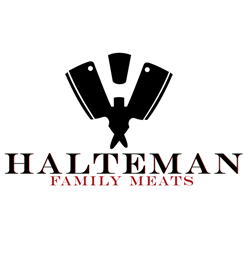 L. Halteman Family Country Foods Logo