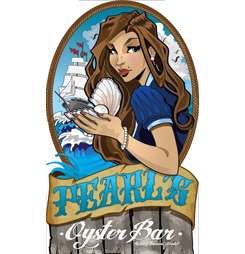 Pearl's Oyster Bar Logo
