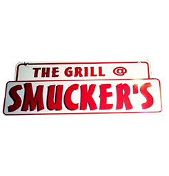 Smucker's Quality Meats & Grill Logo